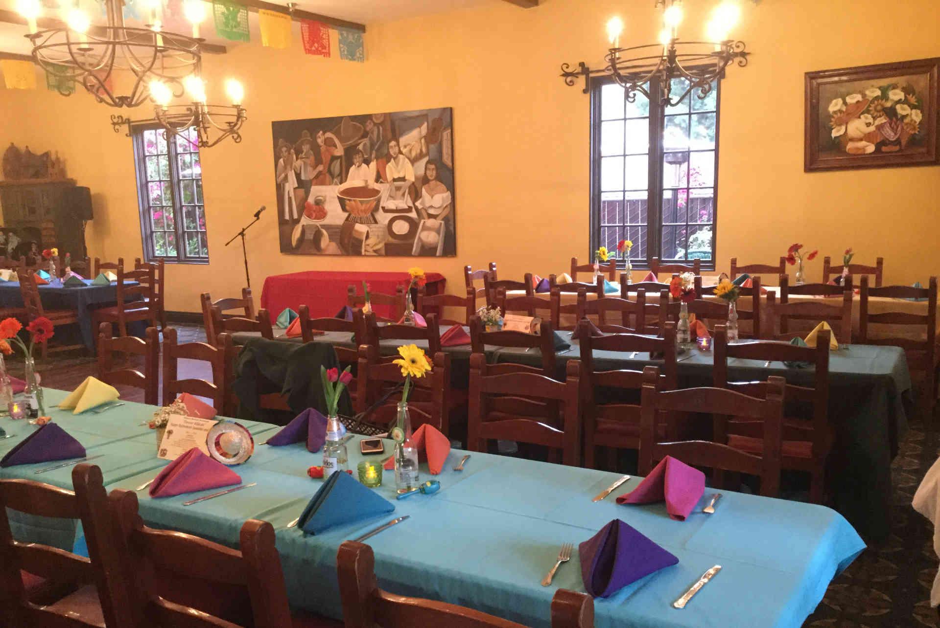 Mijares Mexican Restaurant Catering Banquets Pasadena