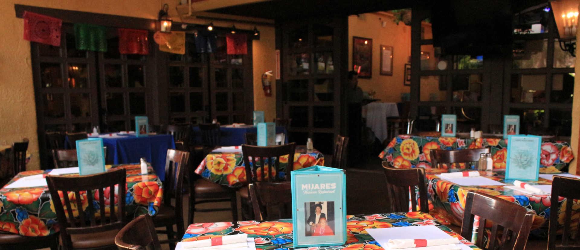 Mijares Mexican Restaurant Pasadena